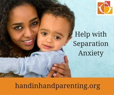 There are simple steps you can take to help your child with separation anxiety.
