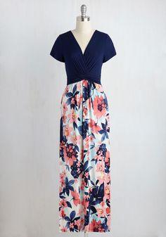 Overseas Ease Dress