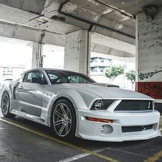 151 Best Mustang Body Kits Images Mustang Ford Mustang
