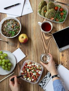 Pomysły na zdrowy lunch. Przepisy z kaszą. Obiady do lunchboxa.