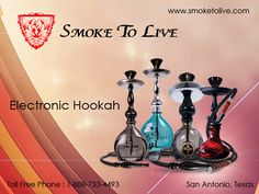 Smoke To Live uses only the finest materials and advanced technology, we pride ourselves in delivering unparalleled performance from our premium line of Electronic Cigarettes and Hookah Pens.
