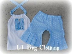 Custom Boutique Disney Cinderella or (Any Princess of Your Choice) Short and Halter 12 18 24 2 3 4 5 6 7 on Etsy, $29.99