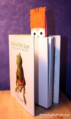 Beaker Bookmarks!  I cannot express just how happy this makes me.