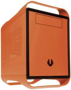 Tower PC-Gehäuse Bitfenix Prodigy Mini-ITX Orange
