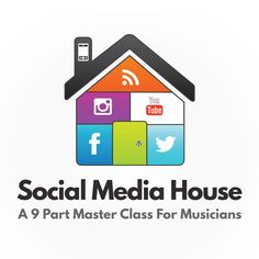 Take Social Media House, Cyber PR's free online course on social media for musicians, and learn how to leverage your online presence to promote your music!