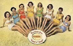 vintage florida - Google Search