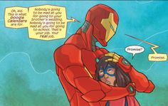 Tony Stark - Ms Marvel <-- so very, /very/ important. single handedly the best thing that tony stark has ever said or done. Ms Marvel Kamala, Marvel E Dc, Captain Marvel, Marvel Avengers, Marvel Universe, Gi Joe, Young Tony Stark, Comics Love, Iron Man Tony Stark