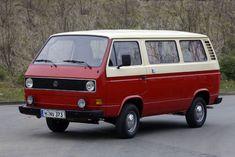 Auto aus Ecken und Kanten: Der VW T3