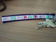 Schlüsselanhänger Key, Personalized Items, Unique Key