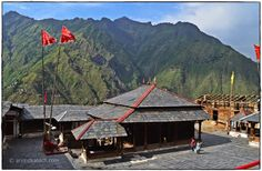 ArvindKatoch's Photography: HD Picture of Historical Shakti Devi Wooden Temple, Chhatrari (Chamba)