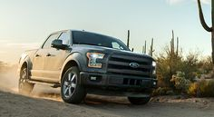 2015 Ford F-150 Pickup Truck | The Future of Tough | Ford.com