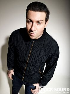 Zacky Vengeance for Rock Sound magazine.