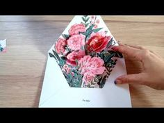 Kvetoucí obálka - YouTube Crate Paper, Floral Tie, Inspired, Pretty, Youtube, Inspiration, Biblical Inspiration, Youtubers, Inspirational