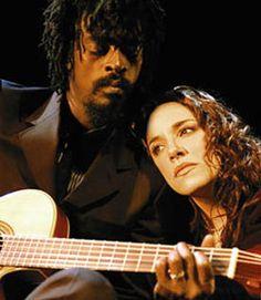 Seu Jorge e Ana Carolina