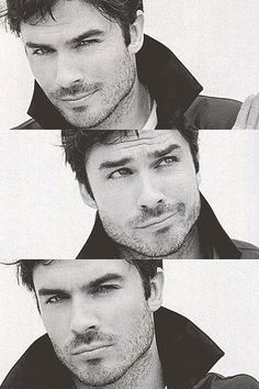 Ian Somerhalder - yes, please