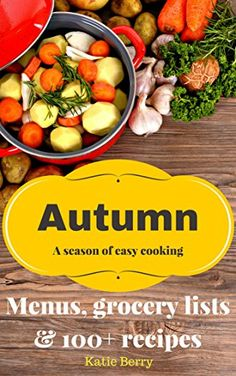 All the comforting and cozy flavors of autumn in these healthy clean eating fall recipes! Most are gluten & dairy free, low carb, Paleo and super delicious!