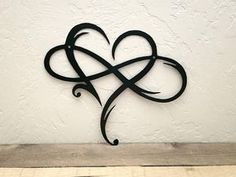 Infinity symbol metal wall art metal infinity symbol and heart rustic modern . Infinity sign metal wall art metal infinity symbol and heart rustic modern wall decor love wall sign, Love Tattoos, Body Art Tattoos, Small Tattoos, Tatoos, Cross Tattoos, Family Tattoos, Couples Ring Tattoos, Symbols Tattoos, Pretty Tattoos