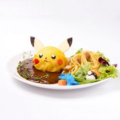 [Pokemon Cafe limited time] blog updated Get ready to squeal! The Pokemon pop up cafe that made its rounds at Shibuya earlier this year is now arriving in #Singapore! From 27 May to 31 July 2016 EWF Bugis Junction PARCO will be transformed into a limited time Pokemon Cafe! Aside from cute food there will be limited edition original Pokemon goods sold. Plus you might even meet & greet Pikachu mascot. Loving how character cafes are now coming to Singapore! Woohoo hmm get ready to queue…
