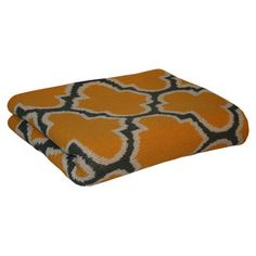 I pinned this from the Pattern Perfect - Rugs & Pillows in Lively Prints event at Joss and Main!