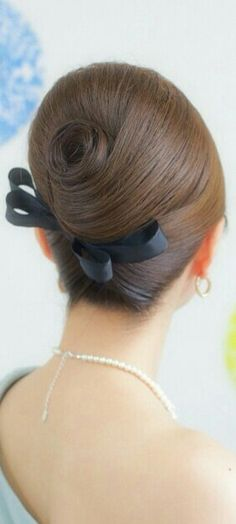 French twist                                                                                                                                                                                 More