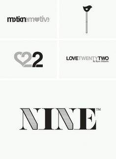 Logos / Marks / Type on the Behance Network