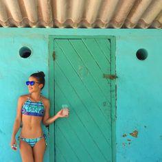 Os Looks de Praia que usei em Aruba