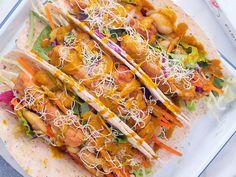 Vegan and Plant Based Recipes 🌱 - Fry's Family Food Veggie Meals, Veggie Recipes, Cranberry Jam, Tempura Batter, Chickpea Curry, Korma, Plant Based Recipes, Family Meals, Fries