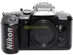 Blackdove-Cameras > Nikon N5005 (F-401x) reflex autofocus a pellicola. Garanzia 12 mesi. F401