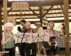 Farmer's Market Band, Ithaca, NY
