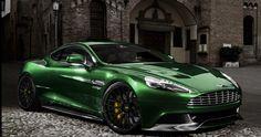 Aston Martin Vanquish #CarFlash