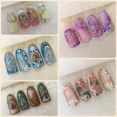 Nail art course  Budapest  09.28☝️‼️ #moyrastamping #stickers #course