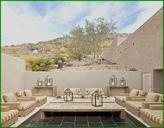 Mediterranean outdoor patio pallet furniture ideas