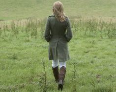 Milton Tweed coat by Dubarry of Ireland