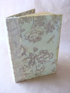 Shabby Chic Journal Diary Notebook Vintage Style Paper and Lace Journal Beautiful Prayer Journal Diary Notebook, Journal Diary, Journal Ideas, Diy Back To School Supplies, Office Supplies, Vintage Inspired, Vintage Style, Vintage Fashion, Shabby Chic Journal