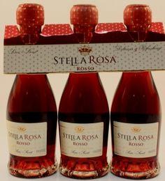 stella rosa wine - minis