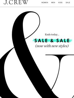 Sale & sale ends today, now with new styles - J.Crew