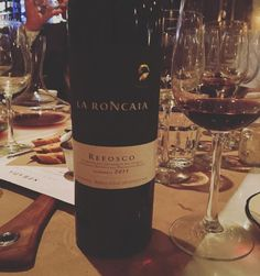 #Wine & #food #excellence in #Miami #stradainthegrove #laroncaia #refosco #2011 #coconutgrove #florida #madeinitaly #winetime #winelovers #redwine #fvg #style #nightlife #cheers #drinkresponsibly