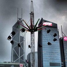 Manège du nouvel an 1 - Hong Kong
