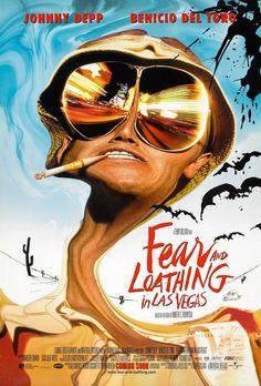 Miedo y asco en Las Vegas (Fear and Loathing in Las Vegas), de Terry Gilliam, 1998