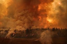 Call to Bikers - Ideas for Helping Victims of the Fort McMurray Fire