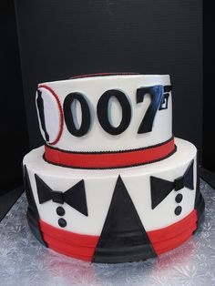Bond caking at its best!