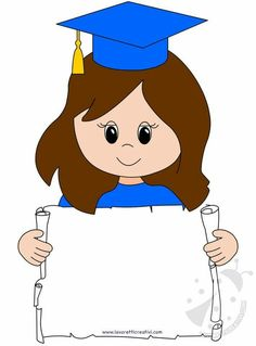 Graduation Clip Art, Graduation Images, Graduation Yard Signs, Kindergarten Graduation, Graduation Cards, Teaching Portfolio, Laser Cutter Projects, School Frame, Sunday School Teacher