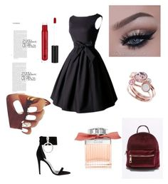 """PERFECT LOOK"" by vivi-ibanescu ❤ liked on Polyvore featuring Off-White, Ted Baker and Chloé"
