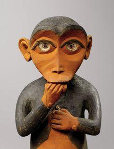 """""""A l'occasion des #10ansquaiBranly, petite chronologie des œuvres offertes par les Amis et exposées au musée."""""""