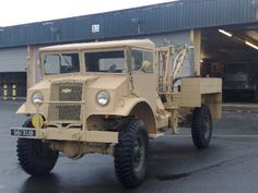our 1943 CMP C60L wrecker
