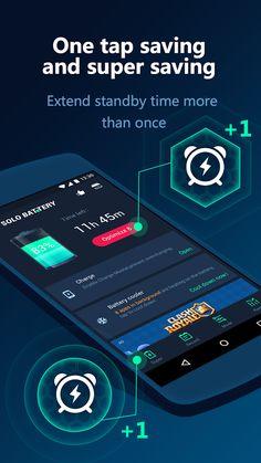 Solo Battery - 省电管理 - Google Play Store 的热门 App | App Annie