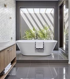 - I N S P I R A T I O N - Who could possibly go past this stunning bathroom as displayed at our Botanica 32 in Kialla, Shepparton VIC. Rustic Bathroom Vanities, Modern Bathroom, Bathroom Taps, Master Bathroom, Bad Inspiration, Bathroom Inspiration, Bathroom Trends, Bathroom Renovations, Reece Bathroom