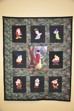 Hey, I found this really awesome Etsy listing at https://www.etsy.com/listing/236725742/ooak-thomas-kinkade-fabric-embroidered