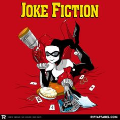 Joke Fiction: riptapparel.com