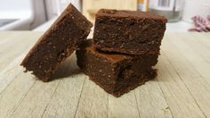 These yummy Healthy Brownies are packed with yummy zucchini, and the kids will never know! It gives it lovely dense texture, and rich taste.